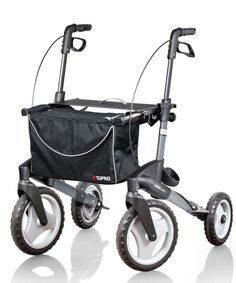 TOPRO Outdoor Rollator Olympos