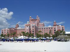 Don Cesar Hotel, St. Petersburg Beach, Florida
