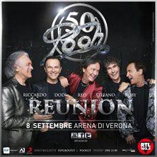 Annunciata una nuova data all'Arena di Verona! Biglietti in vendita dalle ore 10.30 dell'11 febbraio su TicketOne.it!