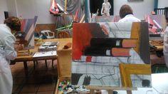 2016 - Taller de Pintura