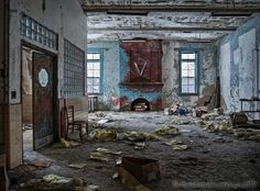 Norwich State Hospital, Preston CT - Matthew Christopher Murray's Abandoned America