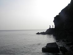 Anawangin Island at Zambales, Philippines.Lets Jump! by mist_jHay, via Flickr