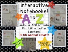 A-Z interactive notebook
