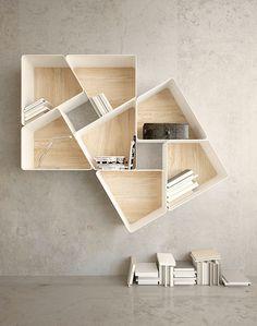 chic bookshelf ideas