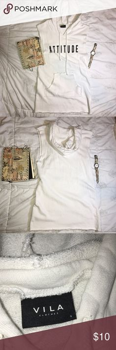 """❗️Final Sale❗️Black and White Sleeveless dresses Detail: Dresses long 26"""". In good condition.✨✨✨ Dresses Mini"""