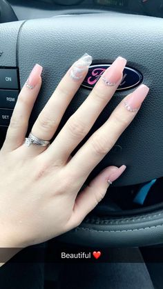 Gem Nails, Aycrlic Nails, Nail Manicure, Hair And Nails, Gold Glitter Nails, Sparkle Nails, Fabulous Nails, Gorgeous Nails, Cute Nails For Fall