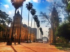 Praça da Alfândega, Porto Alegre (RS), por  Tadeu Sposito do Amaral #Praca #PortoAlegre #paisagem #photo #picture #fotografia #city #cidade #Brasil #Brazil