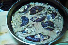 """""""Deer Hunting VI: How to Cook a Deer Liver""""  (It ain't pretty, but it's gooood.)"""