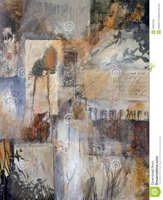 Mixed Media Painting With Nature Details - Download From Over 27 Million High Quality Stock Photos, Images, Vectors. Sign up for FREE today. Image: 16881545