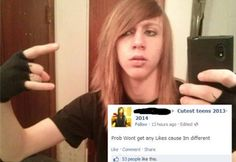 38 Cringeworthy Pics Overflowing With Awkwardness - Facepalm Gallery Kinds Of People, Cringe, Awkward, More Fun, Teen, World, Gallery, Roof Rack, The World