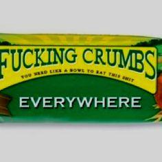 Crumbs!!!