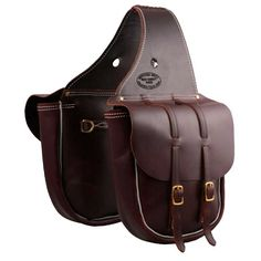 TrailMax endurance and western horse saddlebags, candle bags, and saddle pockets are made with the utmost quality. Browse canvas and leather saddlebags here! Leather Saddle Bags, Leather Tooling, Leather Working Patterns, Horse Saddles, Horse Saddle Bags, Saddle Bags Motorcycle, Cowboy Gear, Horse Gear, Bike Bag
