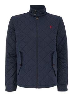 Polo Ralph Lauren Barracuda Quilted Jacket
