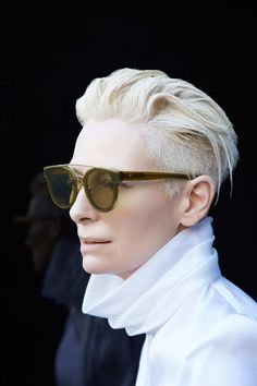 Gentle Monster x Tilda Swinton