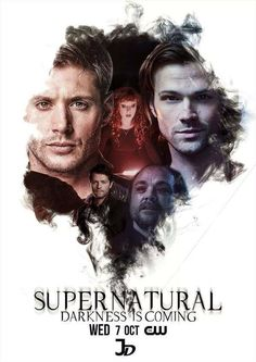 Supernatural Season 11 Poster