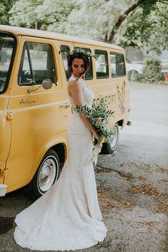 6 Boho Wedding Dress