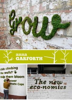 My Green City + Anna Garforth