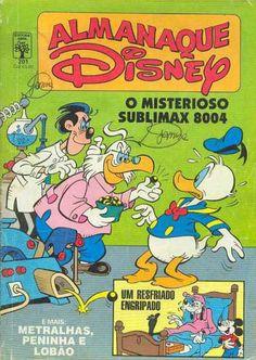 Almanaque Disney 201