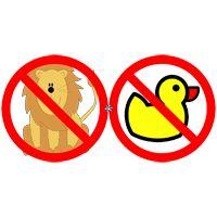 Juego Nº 106: No es león y tiene garra, No es pato y tiene pata. ¿Qué es? #juego #acertijo #adivinanza www.forodenuncias.com