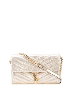 REBECCA MINKOFF EDIE CLUTCH BAG. #rebeccaminkoff #bags #shoulder bags #clutch #leather #hand bags Clutch Bag, Crossbody Bag, Quilted Shoulder Bags, Gold Leather, Online Bags, Beautiful Bags, Clearance Sale, Bag Sale, Rebecca Minkoff
