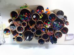 12 amazing things made out of cardboard tubes   PHOTOS-0