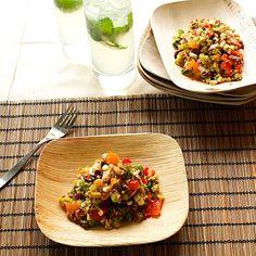 southwest quinoa salad.