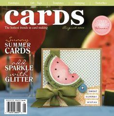 CARDS Magazine Aug 2009 | Northridge Publishing