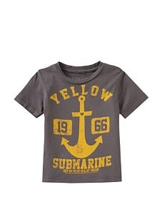 yellow submarine tee