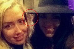 20 Best Ghost Pictures and Video of 2014: Photobombing Ghost