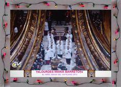 2-ADVIENTO APERTURA A LA MISA DEL 24 DE DICIEMBRE DEL VATICANO 2012.    †♠LOURDES MARIA†♠