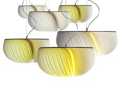 Nice Moonjelly Lamps By Limpalux Lighting Design Inspirations