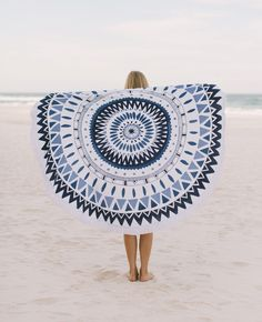THE MARJORELLE ROUNDIE BEACH TOWEL || THE BEACH PEOPLE - PREORDER