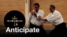"Aikido: ""Anticipation"". Christian Tissier Shihan"