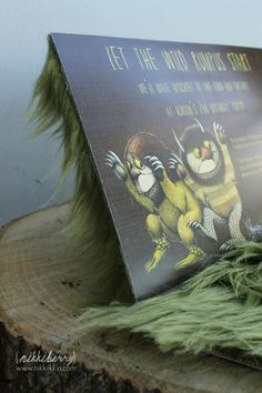 where the wild things are party - great ideas
