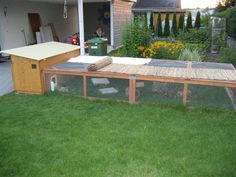 Variant for outdoors with plenty of space Outdoor Tables, Outdoor Decor, Rabbit Hutches, Owl Crafts, Photo Search, Pinterest Photos, Pet Home, Art Activities, Outdoor Furniture