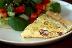 Image result for bacon gouda quiche