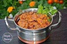 Nepali Mutton Curry   Mein Blog >> #tumblr