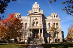 Shelby County Courthouse Sidney OH
