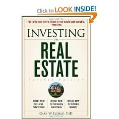 Investing in Real Estate [Paperback] $12.87