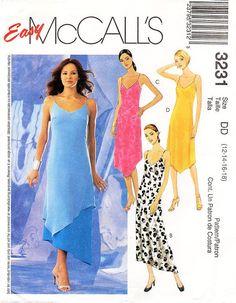 McCalls 3231 - sundress - Size 4-10 - uncut