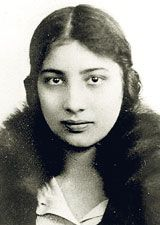 Noor Inayat Khan, one of Winston Churchill's elite Special Operations Executive secret agents & was the first female radio operator sent into Nazi-occupied France, for three months she single-handedly ran a cell of spies across Paris until she was betrayed and captured.  For 10 months she was tortured by the Gestapo for information about SOE operations, She never told & eventually executed at Dachau concentration camp on September 13, 1944, aged just 30.