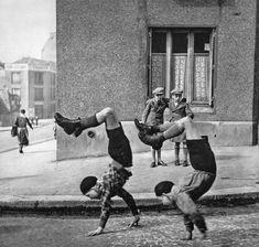 Robert Doisneau, France 1955.