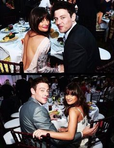 Lea and Cory at the Crysalis Butterfly Ball 2012 & 2013