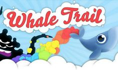 Whale Trail. The cutest little Whale ever!