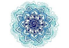 A Flor de Lótus azul simboliza a sabedoria e o conhecimento e, assim, está associada com Manjushrio, o bodhisattva da sabedoria.