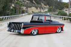 Ford Low Rider Truck - YOU BETTER LOOK AGAIN BUBBA- IT'S A CHEBBY
