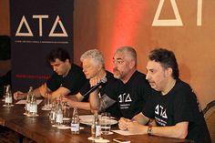'Queremos a reestruturação da cadeia alimentar', diz Alex Atala em coletiva - http://chefsdecozinha.com.br/super/noticias-de-gastronomia/queremos-a-reestruturacao-da-cadeia-alimentar-diz-alex-atala-em-coletiva/ - #AlexAtala, #ATA, #EuComoCultura, #Superchefs