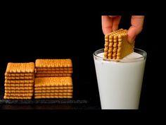 Tort la pahar, tot secretul e in crema. Biscuits, Creme, Waffles, Baking, Breakfast, Tacos, Tv, White Chocolate, Vanilla