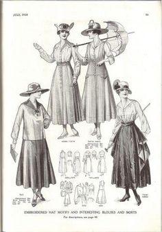1916 July-  McCalls magazine