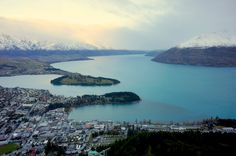Queenstown, New Zealnd